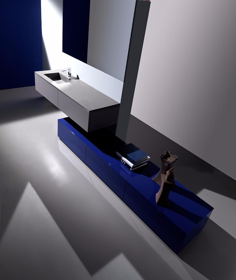 İtalyan Karol Banyo Dolabı